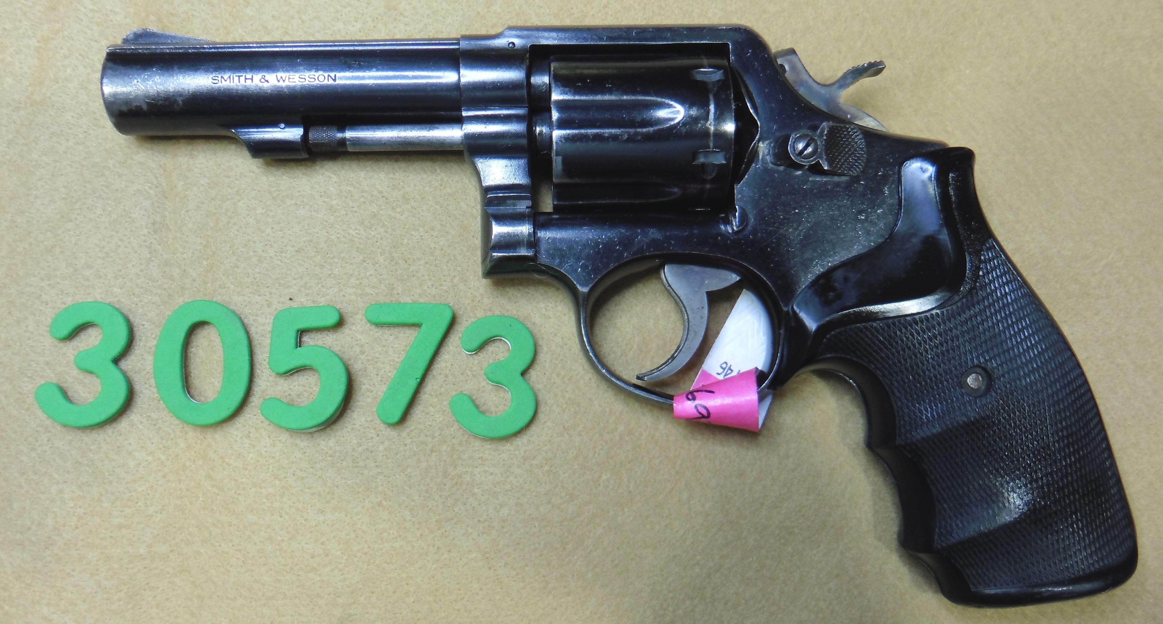 Centrefire Pistols